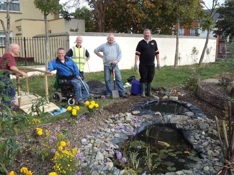 Ballymun-'Virgin-Mary'-Community-Garden