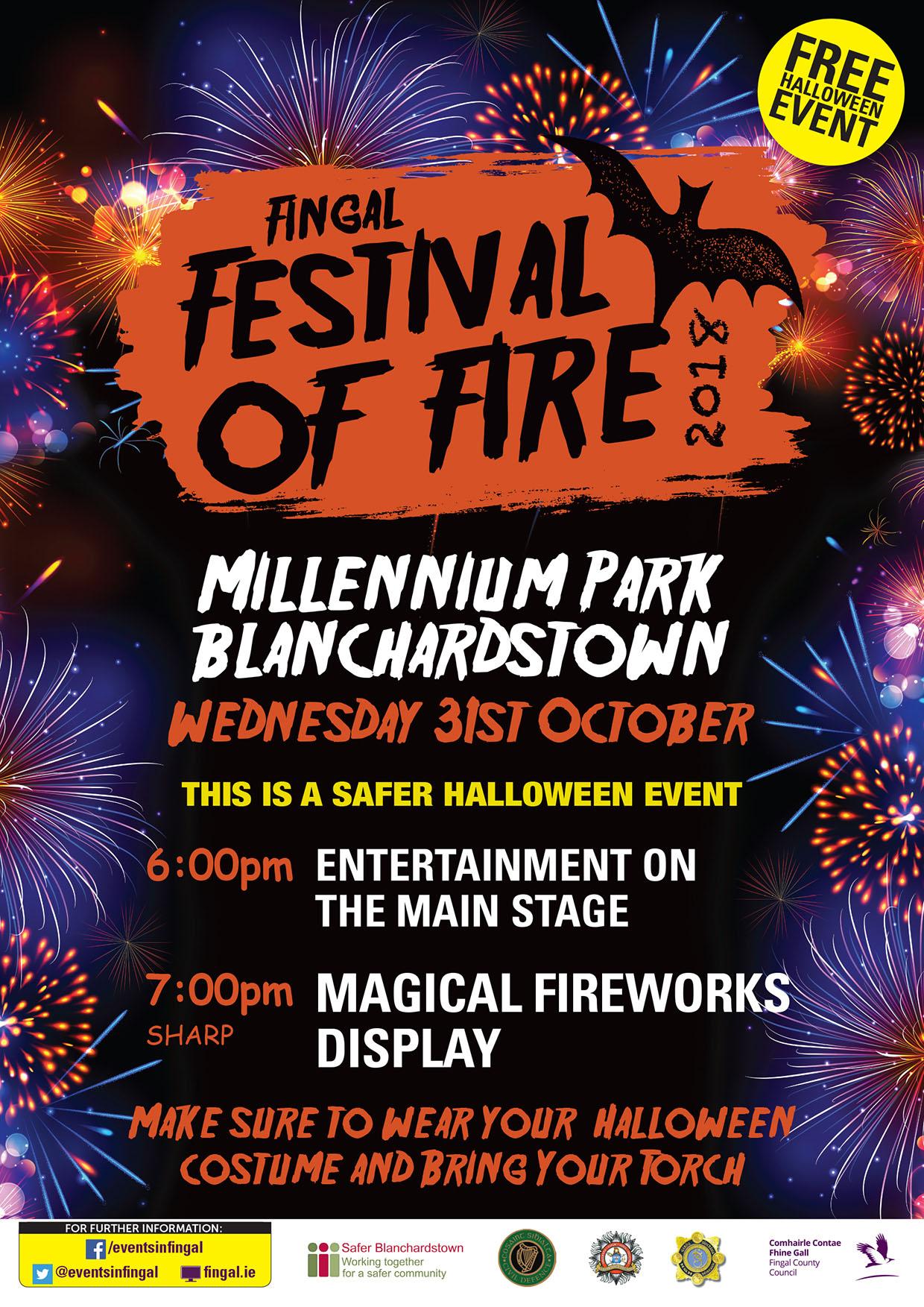 Fingal Festival of Fire