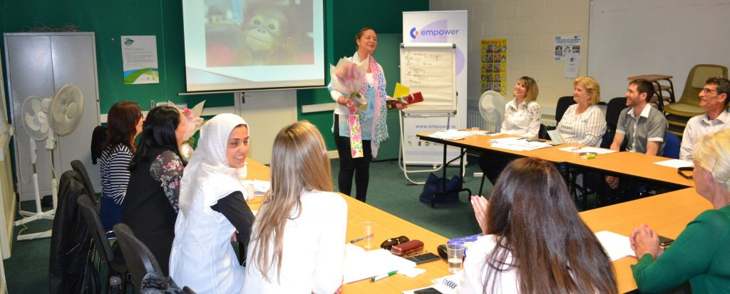 English Classes Dublin 15